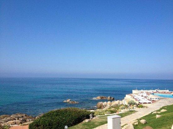 Club Esse Shardana: Vista pileta