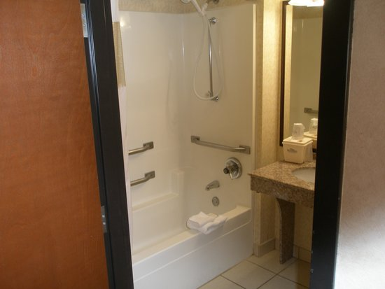 Baymont Inn & Suites Louisville South I 65: Bathroom