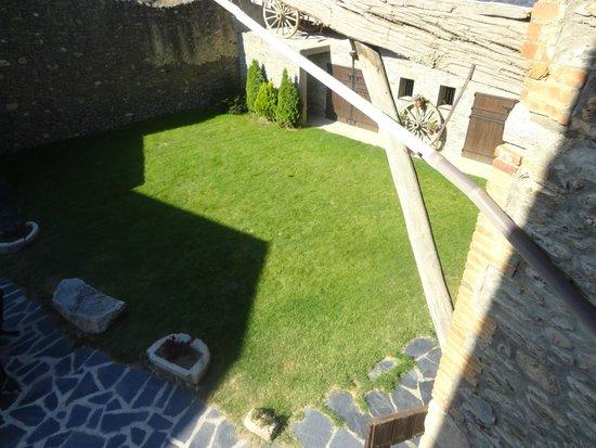Cal Marrufes: Vista desde la habitación