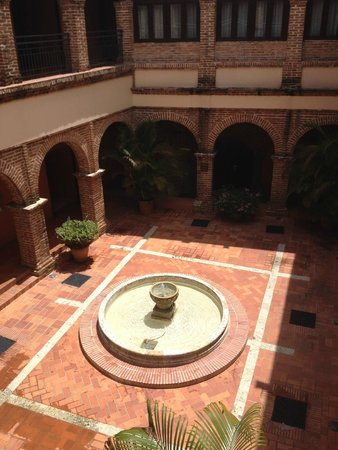 Hostal Nicolas de Ovando Santo Domingo - MGallery Collection: le patio