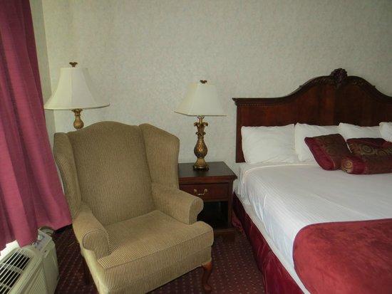 BEST WESTERN Wilderness Trail Inn: room