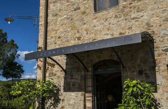 Welcome to Locanda Le Piazze