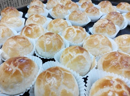 Famous Biscuit Shop - Review of Sin Eng Heong, Ipoh
