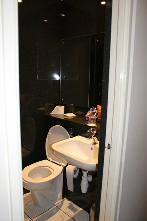 St Giles London - A St Giles Hotel: bagno
