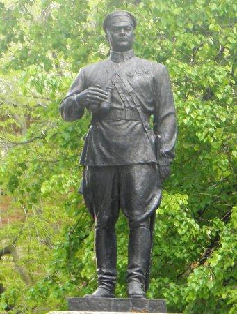 Grigoriy Kotovskiy Monument