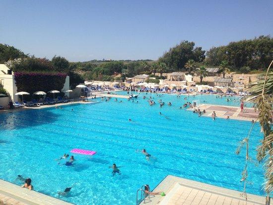 Piscine photo de club med kamarina ragusa tripadvisor for Club de piscine
