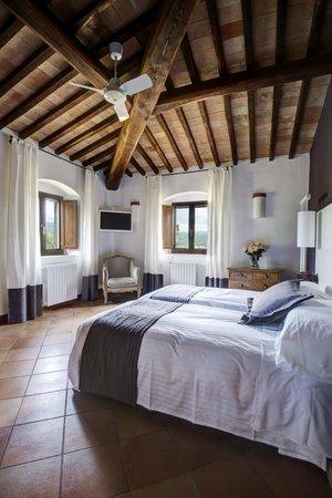 Locanda Le Piazze : Double room