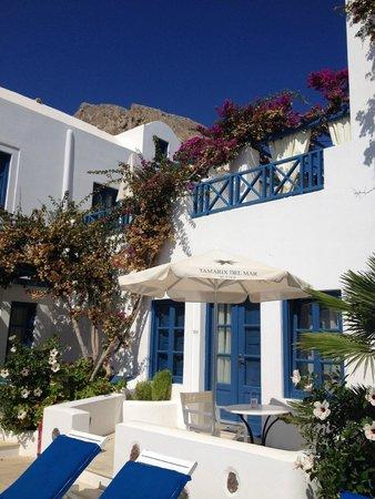 Tamarix del Mar: rooms