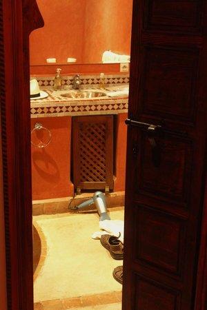 Riad 107: Salle de bains
