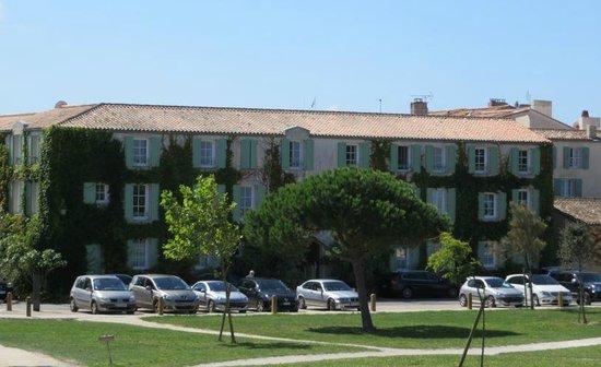 Hotel Le Galion, Saint Martin de Ré, Ile de Ré