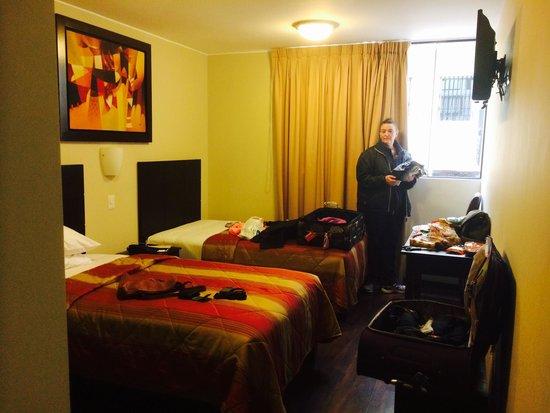 Hotel Casa Suyay: Basic room