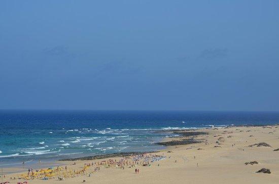 ClubHotel Riu Oliva Beach Resort: Plage !!