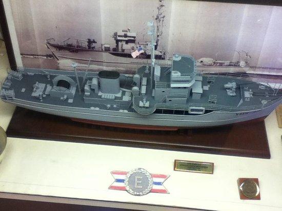 City Island, NY: ships model