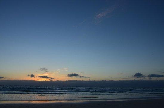 ClubHotel Riu Oliva Beach Resort: Lever de soleil !!