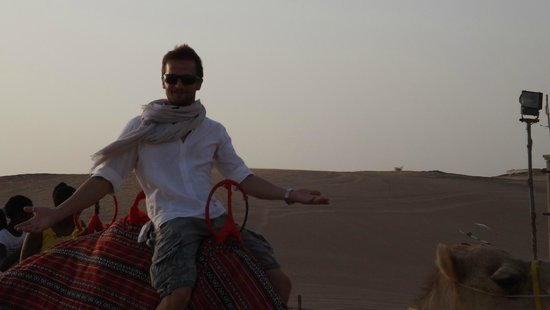 Ibis Abu Dhabi Gate: Massimo