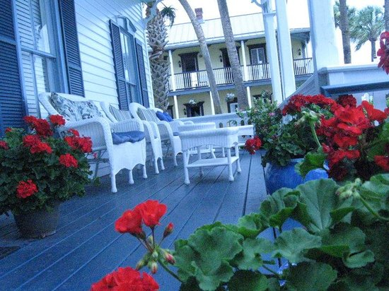 Bayfront Westcott House Bed & Breakfast: Romantic Bed And Breakfast St Augustine