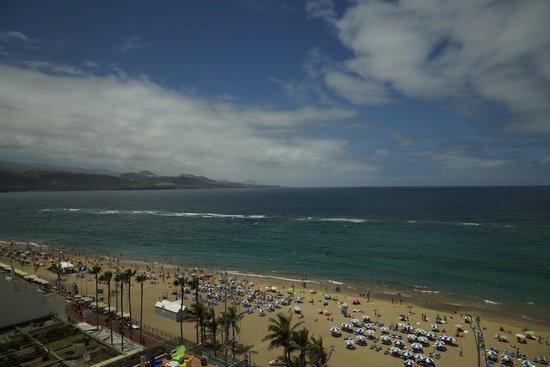 Playa de Las Canteras: пляж