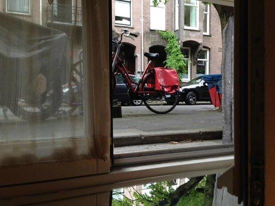 Nova Apartments Amsterdam: view