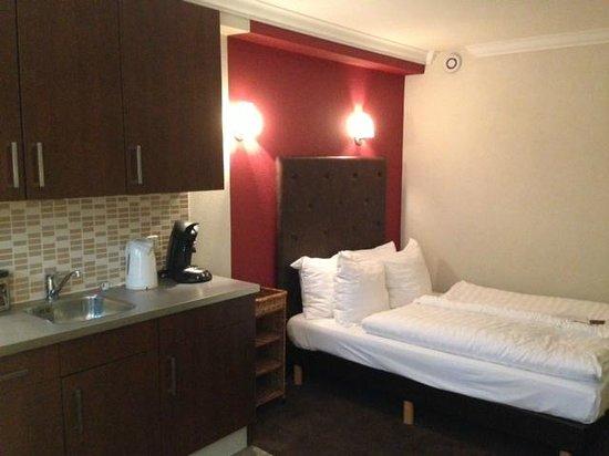 Nova Apartments Amsterdam: room