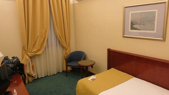 Palace Hotel: Single room