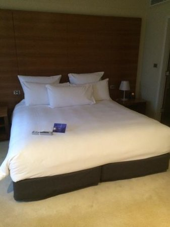 Hilton Sydney: great bed