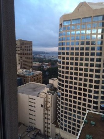 Hilton Sydney: great view