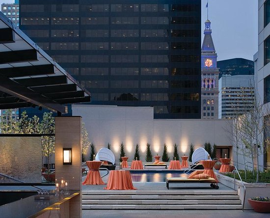 Four Seasons Hotel Denver: DEN Pool
