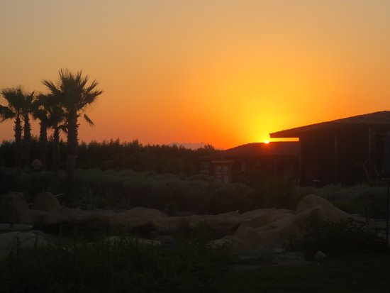 Tropitel Sahl Hasheesh : Beautiful Sunset