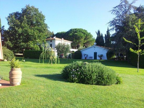 Ghiaccio Bosco: Parco e casa padronale