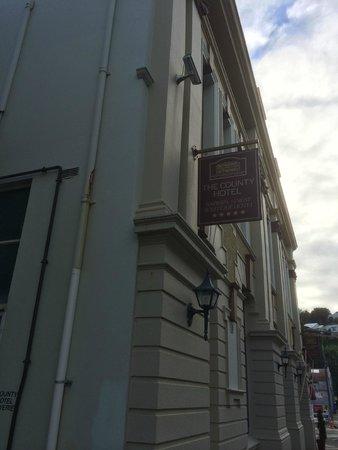 The County Hotel Napier : County's Hotel, Napier NZ