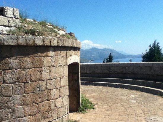 Island of Lokrum: Fort at Lokrum