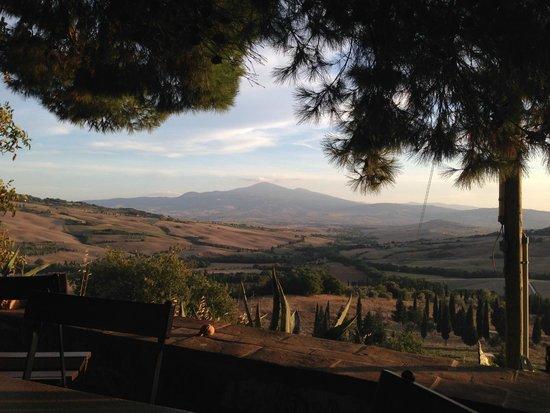 Podere Il Casale: The view!