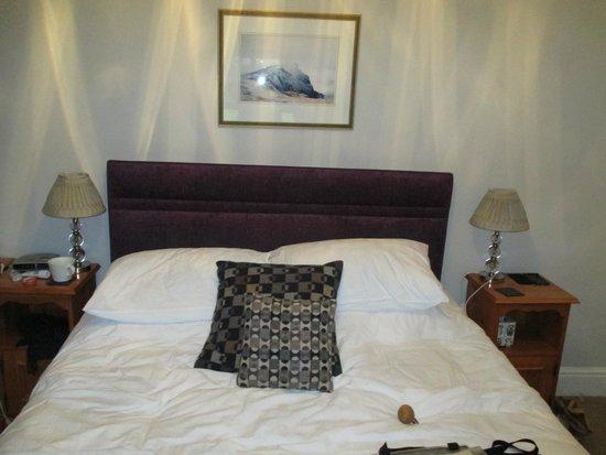 Dolffanog Fawr: Our room