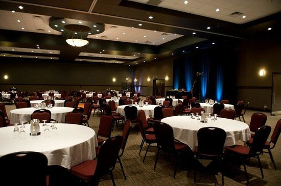 Holiday Inn Express Hotel & Suites Chatham South: Convention Center Main Ballroom Located right next door