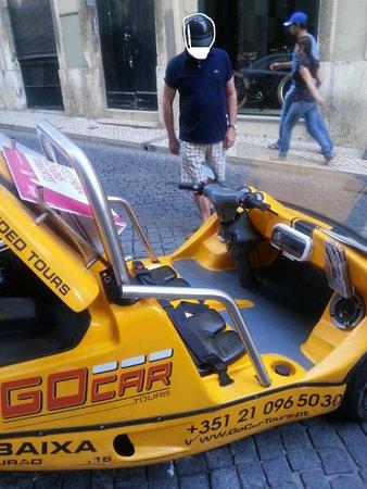 GoCar Tours: gocar