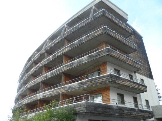 Résidence Mona Lisa - L'Ecrin des Neiges : hotel