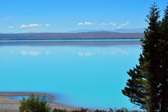 Aoraki/Mt. Cook : Pukaki Lake