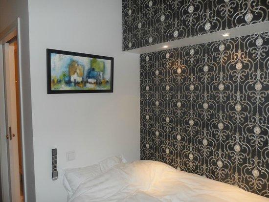 Hotel Keflavik: Sleep area