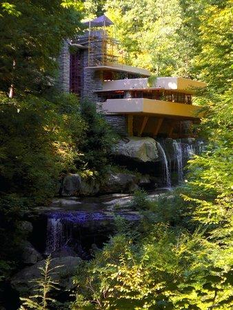 Fallingwater: Classic view