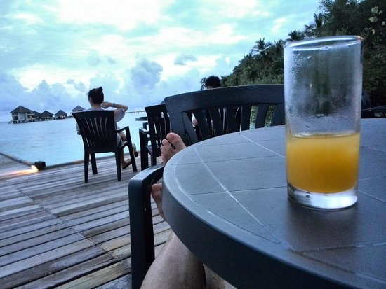 Adaaran Club Rannalhi: Relax Time