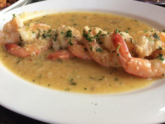 The Daily Catch: Shrimp Scampi