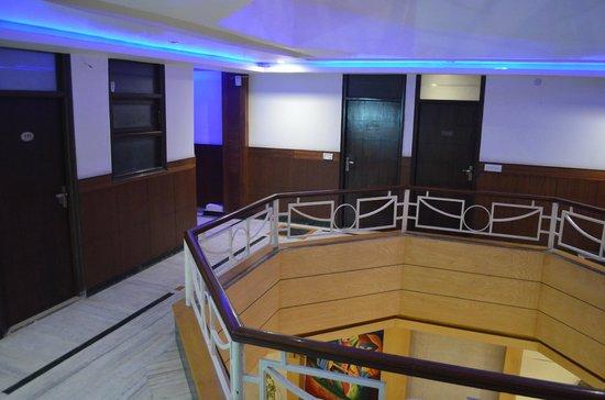 Hotel Shelton: intérieur de l'hôtel