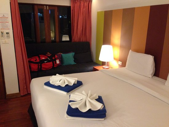 Tango Beach Resort: Bedroom