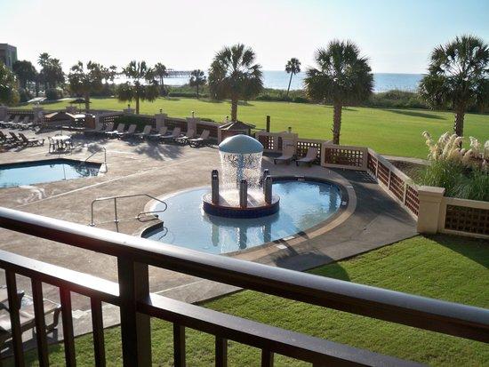 DoubleTree Resort by Hilton Myrtle Beach Oceanfront: Nice Pool !