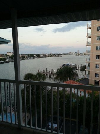 Clearwater Beach Hotel: rm.509