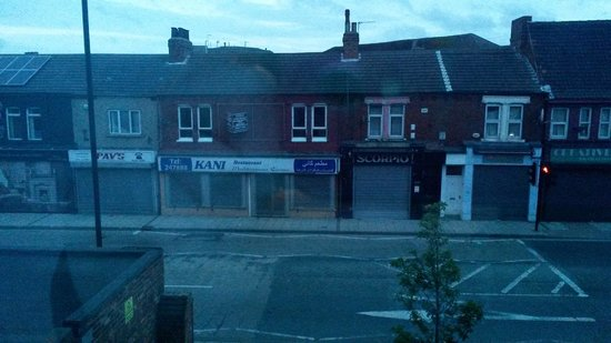 Travelodge Middlesbrough: view from room
