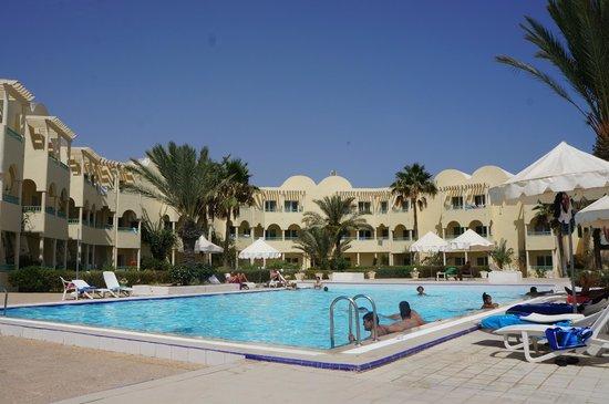 hotel venice beach djerba prices reviews djerba. Black Bedroom Furniture Sets. Home Design Ideas