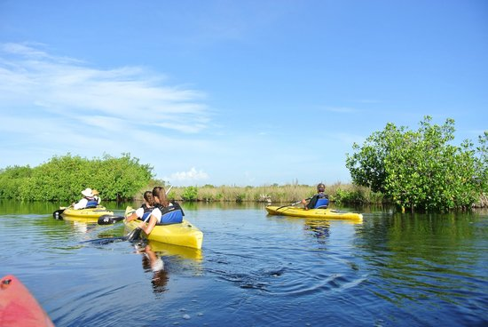 Everglades Rentals & Eco Adventures: Kajak-Tour