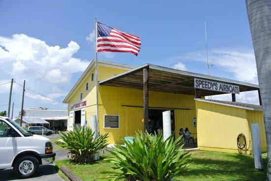 Everglades Rentals & Eco Adventures: Speedys Airboat