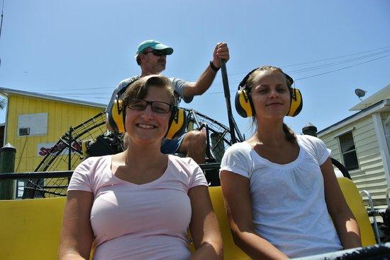 Everglades Rentals & Eco Adventures: Airboat-Fahrt mit Captain Bill